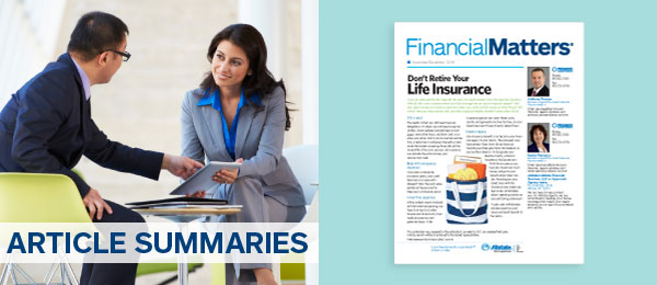 Financial Matters product image